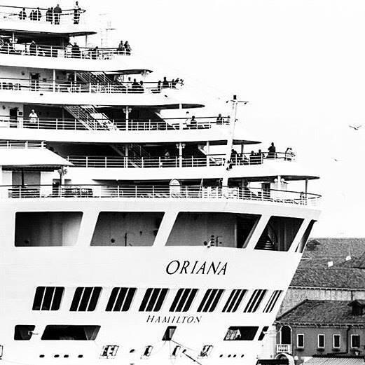 News Cruise Companies Buying The Venice Cruise Terminal Venezia - Buying a cruise ship