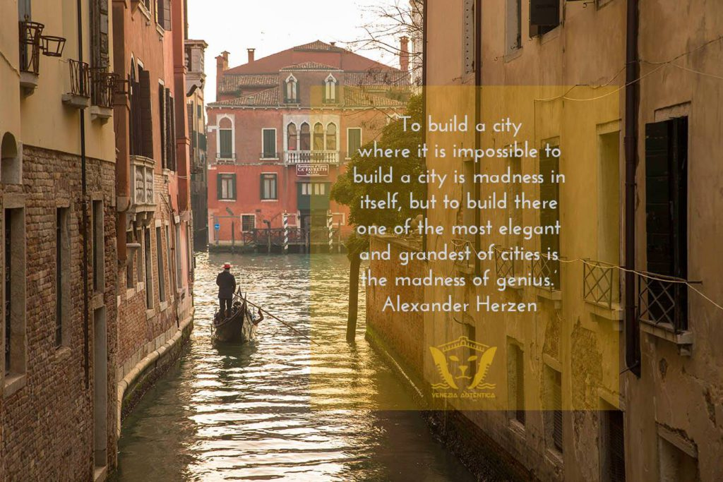 10 quotes about Venice Italy which describe perfectly how